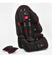 Автокрісло універсальне (9-36 кг) Joy колір чорний