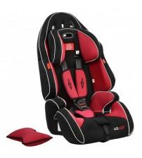 Автокрісло універсальне (9-36 кг) Joy колір чорно-червоний