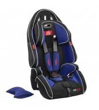Автокрісло універсальне (9-36 кг) Joy колір чорно-синій