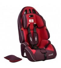 Автокрісло універсальне (9-36 кг) Joy колір червоний