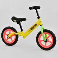 "Велобіг ""CORSO"" сталева рама, колесо 12 ""EVA (піна)"