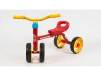 Дитячий велобіг чотириколісний