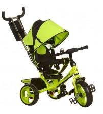 Триколісний дитячий велосипед (колеса піна)