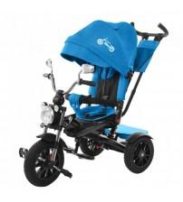 Велосипед триколісний з поворотним сидінням
