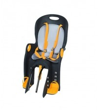 Дитячі велокрісла до 22 кг