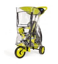 Дощовик на велосипед універсальний