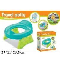 Дитячий дорожній горщик Travel Potty для хлопчика