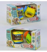"""Музичні іграшки Play Smart """"Дзвінкі друзі"""", світло, звук"""