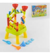 Іграшковий столик для піску і води