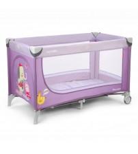 Дитячий манеж Carrello Piccolo Purple