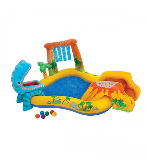 Дитячий надувний центр (249 * 191 * 109 см)