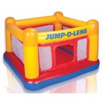 Детский надувной батут-игровой центр (174*174*112 см)