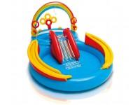Дитячий ігровий центр-басейн (297 * 193 * 135 см)
