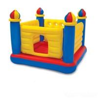 Игровой надувной батут (175*175*135 см)