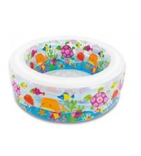 Дитячий надувний круглий басейн (152 * 56 см)