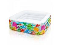 Дитячий надувний басейн (159 * 159 * 50 см)