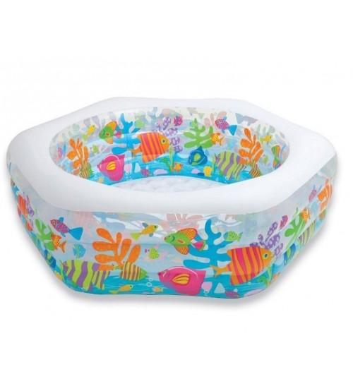 Дитячий надувний басейн (191 * 178 * 61 см)