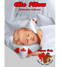 Дитяча подушка від 3 років