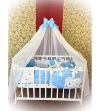 Дитяча постільна білизна в ліжечко