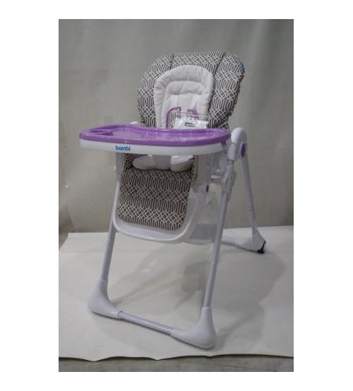 Стільчик для годування Bambi Purple