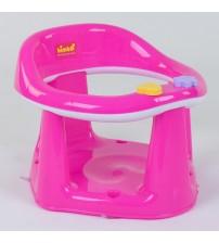 Дитяче сидіння для купання на присосках