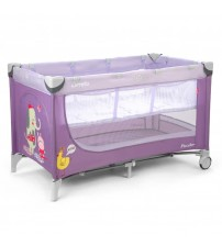 Манеж-ліжко CARRELLO Piccolo+ Purple